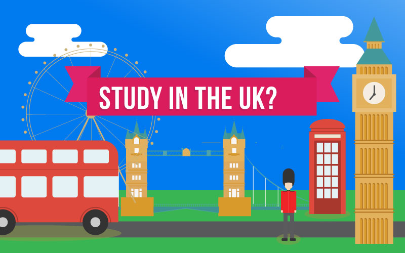 Study in the UK - All you need to know about studying in the UK