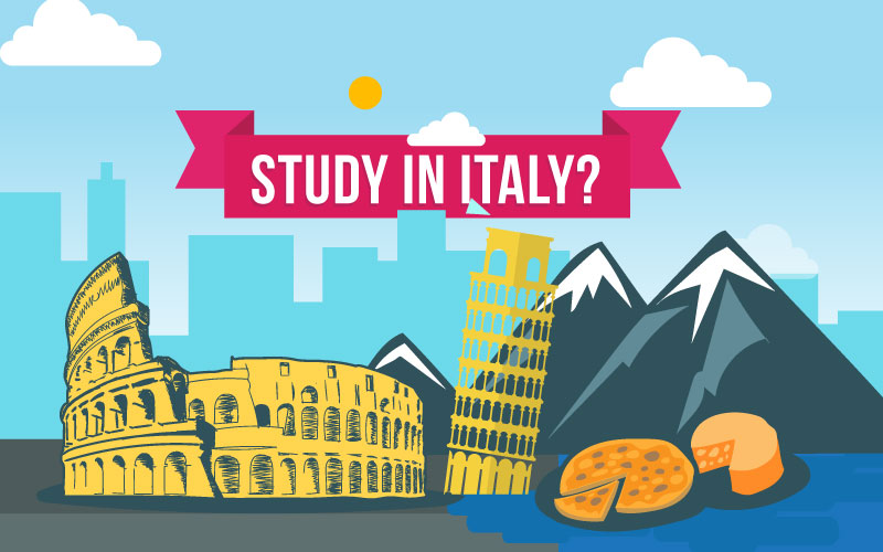 Study in the Italy - All you need to know about studying in Italy